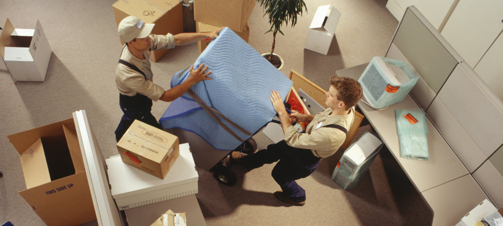 Timmins Commercial and Office Moving